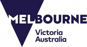 Brand Melbourne Victoria Australia Logo pms 2765_rgb